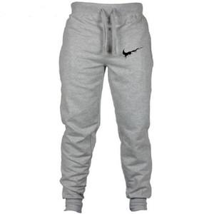Nouveau pantalon de jogging coton imprimé type jogger camouflage mode masculine sarouel printemps et en automne pantalon c