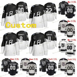 Costumbre 2020 Series Estadio de Los Angeles Kings Hockey jerseys 77 Jeff Carter 73 Tyler Toffoli 27 Alec Martínez Ilya Kovalchuk 13 Kyle Clifford