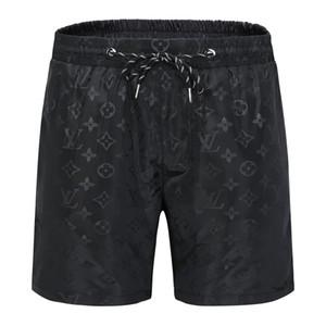 vente en gros DesignerShorts hommes occasionnels shorts de plage BrandShort Pantalons Hommes Sous-vêtements de luxe Hommes Shorts Hommes Board vêtements d'été 2020581K