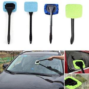 الزجاج الأمامي تنظيف جديدة فرش السيارات ممسحة تنظيف منشفة فرشاة سيارة الزجاج الأمامي تلميع العناية الغبار مزيل السيارات الرئيسية منظف الزجاج XD20918