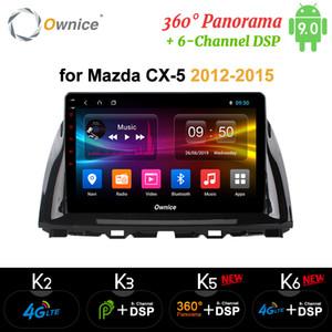"Mazda CX-5 2012 2013 2014 2015 10,1"" Octa Çekirdek Android 9.0 Araç DVD Radyo GPS Ownice"
