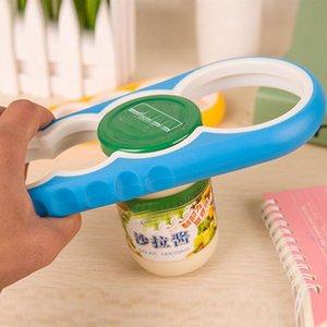 Mode Schraubverschluss Jar Flasche Schlüssel 4 in 1 Multifunktions-Creative-Kürbis-förmigen Dosenöffner-Küche-Werkzeug Dosendeckel Schraube Flaschenöffner
