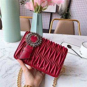 2020 luxury brands designer lady handbag confidential matelasse leather shoulder bag women messenger crossbody bags ladies designer bag663b#
