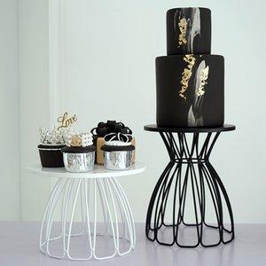 New Sweetgo saia bolo Stands casamento TrayCake tabela do partido decoração para Fondant Sobremesa vestido de design