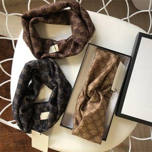 النساء أزياء اليوغا ربطة رأس كاملة رسالة حزب سيدة ربطة شعر جميلة عبر ربطة شعر جميلة حلقة مطاطية الشعر إكسسوارات الشعر الرشيقة