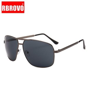 Rbrovo 2018 Vintage Pilot Sunglasses Women Men Brand Designer Sun Glasses For Women Retro Outdoor Driving Oculos De Sol BaSOa