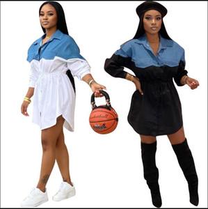 Pedaço jogo mola outono impressão stripe Fatos Mulheres Dois zipper Tops casaco e calças atender Jogger Set Sports Casual atender Streetwear