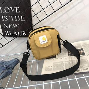Borse Borse Moda Uomo Donna Canvas borse unisex Shoulder Bag Tote frizione Outdoor Sports