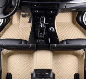 Para Subaru Legacy 2004-2009 coche tapetes de línea frontal posterior auto impermeable