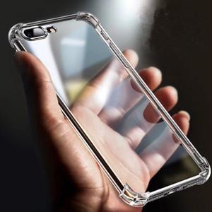 1.5mm TPU Case Shock Absorption Soft For Iphone 12 Mini 11 Pro XS MAX XR 8 7 6s Plus se 2020