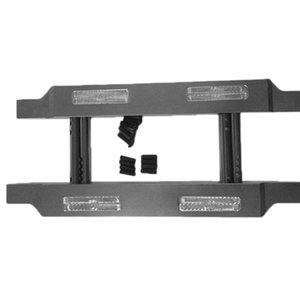 Lega laterali di scorrimento del pedale Accessori per RC automodellismo HPI 01:10 Venture FJ parti pista