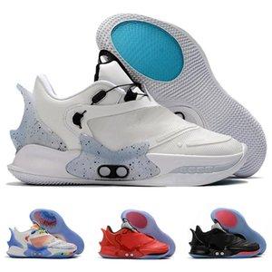 Nova 2020 Chegue Adaptar BB 2.0 High Black Red White Sports tênis de basquete em alta dos homens da qualidade confortáveis Moda Sports Sneakers 40-46