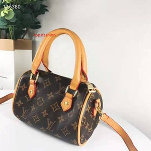 Brand New Womens Canvas Hobo Baby Diaper Bags Design Shoulder Bags Brown Black Pink White Baby Nappy Bags Mummy Mother Handbags
