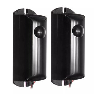 Photoelectric Single IR Detector a fascio Attiva attivo Allarme di movimento a infrarossi Allarme a infrarossi Impermeabile Allarme antifurto all'aperto