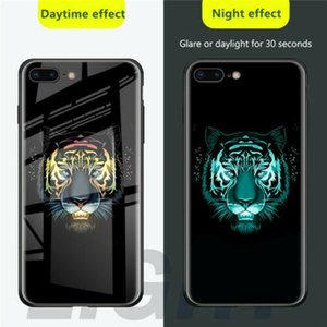 Bigbang Luminous Telefon-Kasten für iPhone 11 Pro Max Marvel Avengers ausgeglichener Glasdeckel 2020new