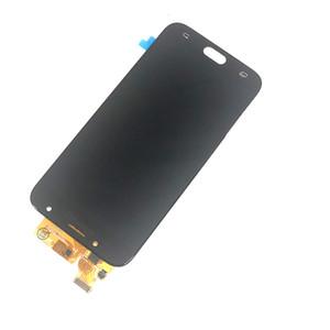 5.5 Digitador de tela de exibição AMOLED para Samsung Galaxy J7 Pro J730 Nenhuma montagem de quadro Peças de substituição móvel Multi cor