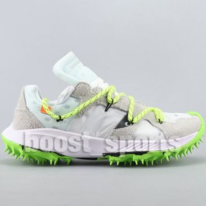 Nuevo Mens Zoom Terra Kiger 5 Zapatillas de deporte Zapatillas de deporte de lujo para mujer Diseñador de moda Negro Breathe Green Pink White Zapatos para correr Eur36-45
