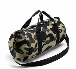 2018 Ape DUFFLE Reisetasche Sup Attraktive Casual Herren Reisetasche Outdoor-Packs Aufbewahrungstasche Messenger Bags Fitness-Packsäcke Gepäck Aape