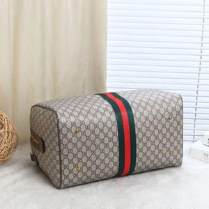Yüksek kaliteli adam lüks tasarımcıları seyahat bagaj çantası çanta Keepall torba torba 2019 2G marka fashion44x25x26