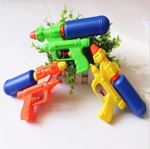 Water Guns Toys Classic Baby Toys Outdoor Beach Water Pistol Blaster Gun Portable Squirt Gun Kids Beach Toys Random Color