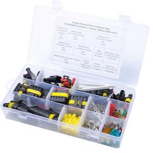 1/2/3/4/5/6 Terminale elettrico impermeabile a più pin per auto Terminale a spina per connettore automobilistico elettrico impermeabile sigillato