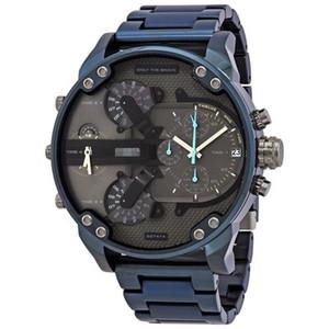 Luxus-Sport Militär montres Mens neue Original reloj große dial Dieseln Uhren dz Uhr dz7331 DZ7312 DZ7315 DZ7333 DZ7414