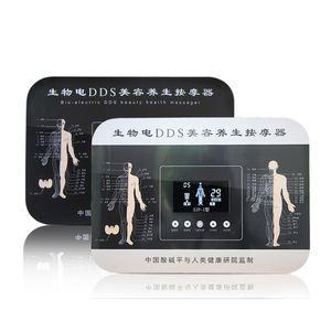 máquina de masaje de cuerpo completo DDS eléctrica DDS masajeador pérdida de peso de la máquina circulación de la sangre masajeador adelgazante masajeador eliminación de grasa de la máquina