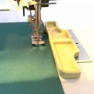 3Pcs Nahtzugabe Führer Positionierplatte Nähzubehör Stoff Schrägband Maker Set Startseite Diy Werkzeug Sewing Supplies eydBT