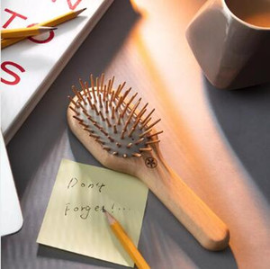 Original Xiaomi youpin xumei wooden comb Hair dandruff Care Health Beech head massage female hair comb gift for woman mom Z3