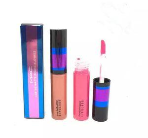Marchio trucco Luster Matte liquido Rossetto Lipgloss non-stick labbra Cosmestics impermeabile 15 colori 3g DHL