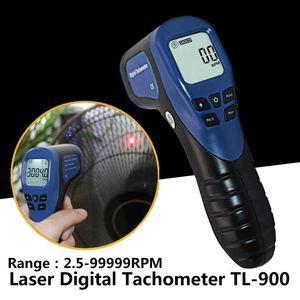 2.5-99999 Lazer Dijital Takometre Motosiklet TL-900 2 Strok Motor Takometre Elektrik Motorları El Aletleri için