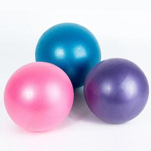 25 centimetri addensare Yoga Balls Fitball esercizio ginnico Fitness Pilates sfera di ginnastica yoga di forma fisica equilibrio palla allenamento indoor Yoga Balls DBC DS0664