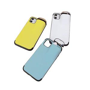 2 в 1 наушника для хранения данных для хранения телефона чехол для iPhone 11 мягкая силиконовая гарнитура крышки крышки для аэродромов 1 2 и телефоны 11 PRO MAX XR XS XS X 8 7 PLUS