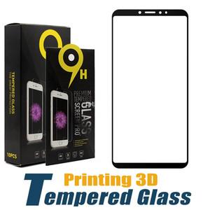 Impression 3D Trempé Verre 9H Dureté Protecteur D'écran Protecteur Film Pour Xiaomi Redmi Note 7 Pro 2 7S 6 5 6A 5A Go K20 S2 Avec Pacakge