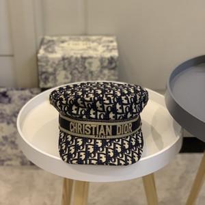 2020 verano nuevo sombrero marca de diseño clásico sombrero de béisbol ajustable bordado señoras de la manera casquillo casquillo de la manera gorra de béisbol ocasional BB306
