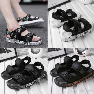miglior designer di qualità di marca pantofole Suicoke Sandali antiscivolo Man donne amanti Visvim Estate Calzature Casual Pantofole Beach Outdoor Pantofole
