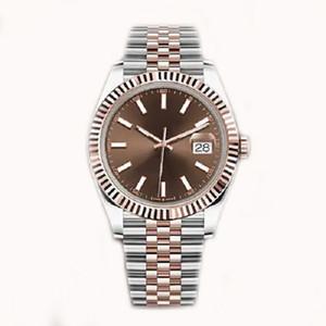 11 couleurs mens mécaniques automatiques montre-bracelet Bussiness 41mm montres-bracelets classiques des montres 2813 mouvement 316L acier inoxydable