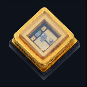 Uvc SUPERIOR luz 100pcs 265 nm pacote SMD3535 - 285nm esterilizar desinfectar 10-15mw 1w UVC SMD diodo conduzido para a esterilização de ar e água