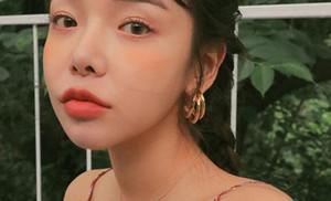 YFJEWE 2019Designer Crystal Rhinestone Earrings Women Gold Sliver Hoop Earrings Fashion Jewelry Earrings For Women #E029