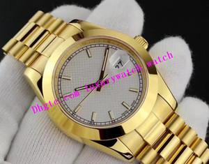 Relógio de Luxo 4 Estilo Mens 228206 Ice Blue Index Motivo Motor Modelo Automático Moda Masculino Relógios Relógios de Relógios Versão Mais Recente