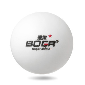 Boer Three Table Tennis One Star Ping Pong Ball for Training