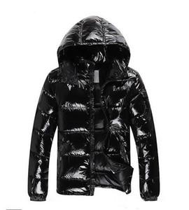 productos de diseño de moda de alta calidad NUEVOS hombres chaqueta abajo abajo cubre al aire libre para hombre caliente gruesa capa de plumas hombre invierno