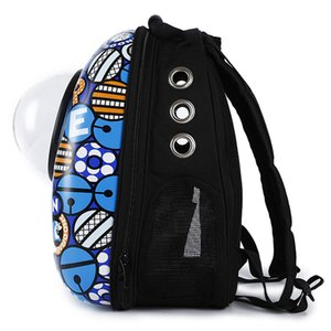 Pet Dog Carrier Backpack Bag Puppy Cat Outdoor Creative Durable Space Capsule Astronaut Pet Bubble Bag Travel Carrier Backpack