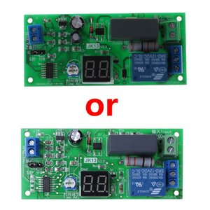 Cheap Timers AC220V Delay Temporizador Ligue Conselho Off 0 Seconds-99 Minutes Delay Módulo de Relé Timers