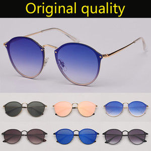 Top quality Sunglasses RAY brand designer sunglasses sun glasses shades for men women UV400 glass lenses with free leather case NO.3574