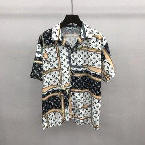 Hop uomini della maglietta delle donne della maglietta di alta qualità Hip vita del progettista del Mens maglietta Tees formato S-XL philip pianura