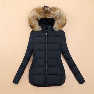 Dugujunyi 2019 Winterjacke Frauen Thick Schnee Wear Wintermantel Damen Bekleidung Weibliche Jacken Parkas
