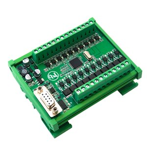 Acquisition 485 Industrial Control Board 10DI 10DO Transistor Relay Output MODBUS-RTU Communication Board Relay Transistor Type