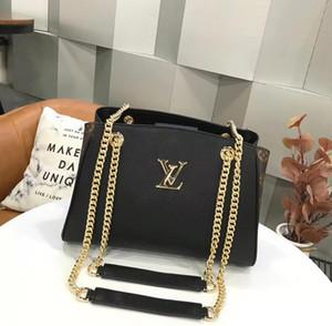 Satılan lüks crossbody haberci omuz çantaları zincir çanta kaliteli pu deri cüzdan bayan çanta çanta bagdesigner sıcak satış kadın