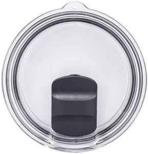 Coperchio magnetico in plastica con grande capacità Spill prova Tazza Coperchi per 900ml 600ml Coppe Replacment Lid